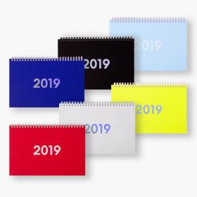 루카랩 2019플랜더 - 캘린더 겸 플래너