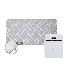 [스팀보이] 온수매트 고가매쉬(싱글) S8000-S1921